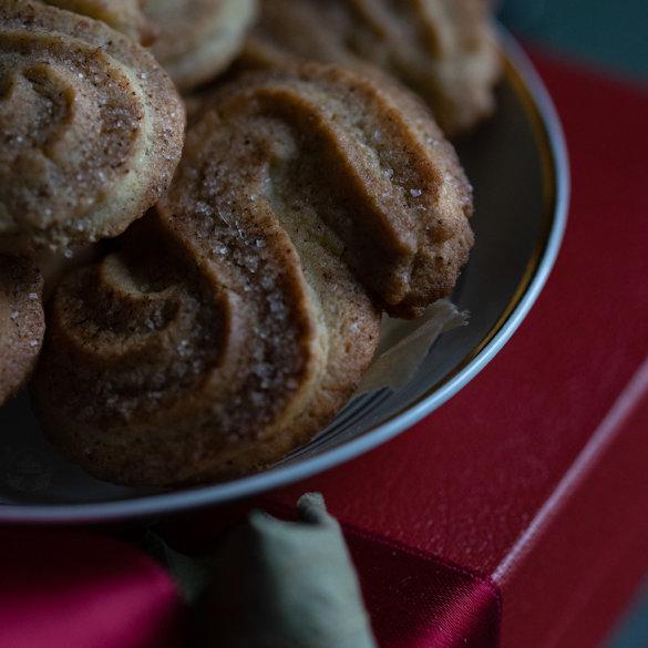 Cinnamon S Cookies