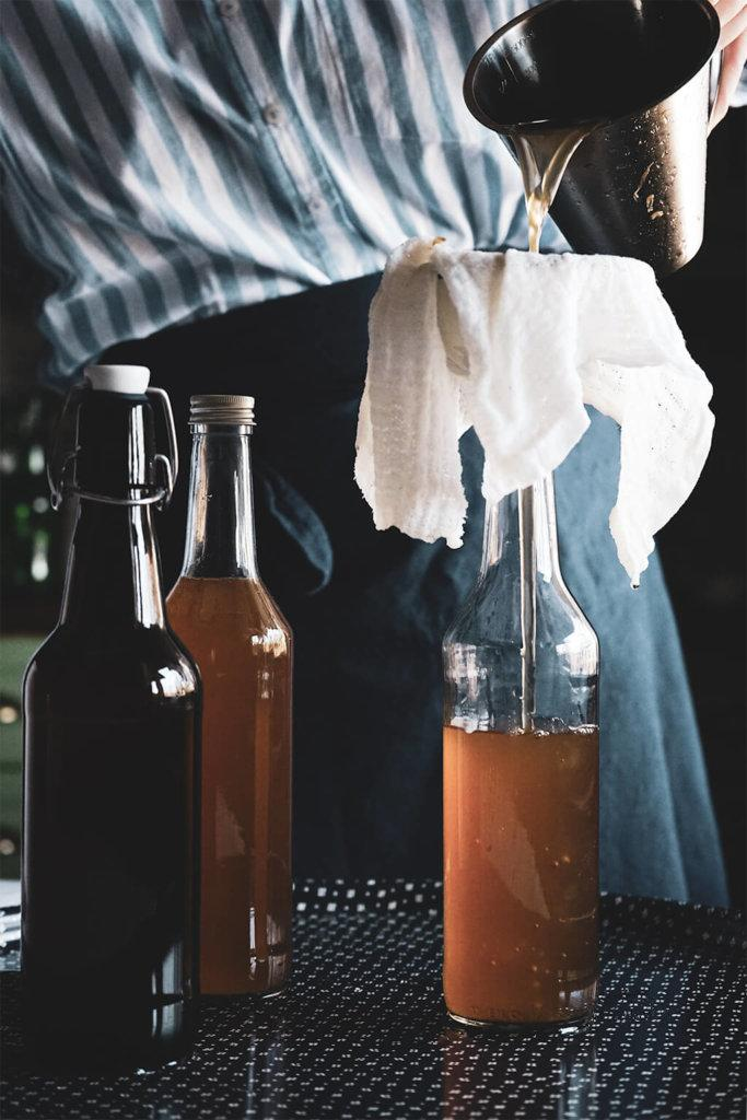 home fermented drinks