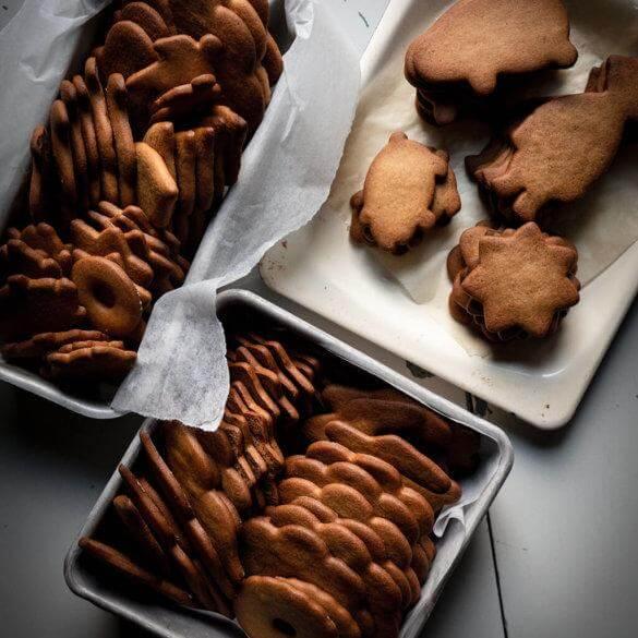 Vintage Gingerbread Cookie Recipe