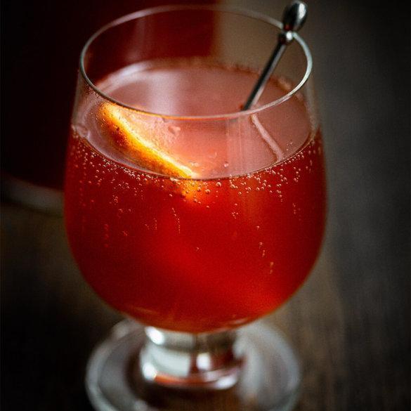 sourdough fermented drink