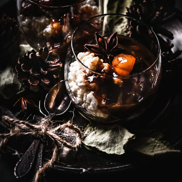 Nordic Christmas Traditions_Rice porridge